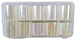 Parfums et Produits cosmétiques Feuilles de transfert pour ongles - Deni Carte
