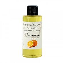 Parfums et Produits cosmétiques Huile à l'arôme d'orange pour corps, massage et bain - The Secret Soap Store
