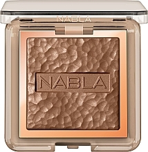Parfums et Produits cosmétiques Poudre bronzante - Nabla Miami Lights Collection Skin Bronzing