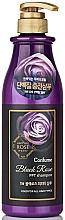 Parfums et Produits cosmétiques Shampooing à l'eau de rose - Welcos Confume Black Rose PPT Shampoo