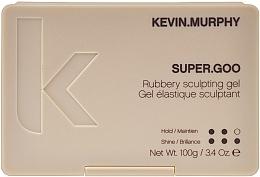 Parfums et Produits cosmétiques Gel coiffant élastique tenue ferme - Kevin.Murphy Super.Goo Firm Hold Rubbery Gel