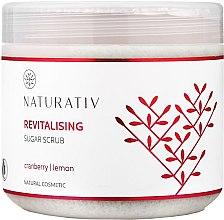 Parfums et Produits cosmétiques Gommage au sucre et à l'huile de raisin pour corps - Naturativ Revitalising Body Sugar Scrub