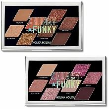 Parfums et Produits cosmétiques Palette d'ombres à paupières - Holika Holika Chunky Metal Palette
