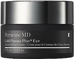 Parfums et Produits cosmétiques Crème à l'huile d'olive et extrait de romarin pour contour des yeux - Perricone MD Cold Plasma+ Advanced Eye Cream