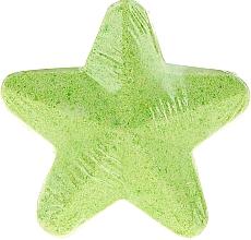 Parfums et Produits cosmétiques Bombe de bain effervescente, étoile, Ananas - IDC Institute Bath Fizzer Star