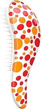 Parfums et Produits cosmétiques Brosse à cheveux démêlante, points rouges - Detangler Detangling Red Point Brush
