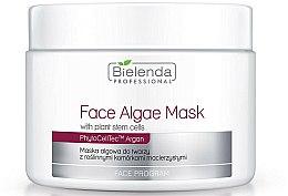 Parfums et Produits cosmétiques Masque aux algues et cellules souches végétales pour visage - Bielenda Professional Face Algae Mask