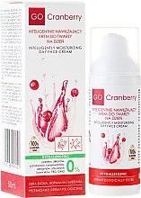 Parfums et Produits cosmétiques Crème de jour hypoallergénique à l'huile d'argan - GoCranberry Day Face Cream