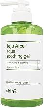 Parfums et Produits cosmétiques Gel apaisant pour visage, corps et cheveux - Skin79 Jeju Aloe Aqua Soothing Gel