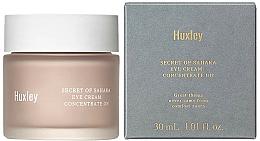 Parfums et Produits cosmétiques Crème aux céramides pour contour des yeux - Huxley Secret of Sahara Eye Cream Concentrate On
