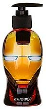 Parfums et Produits cosmétiques Shampooing Iron Man - Disney Marvel Iron Shampoo