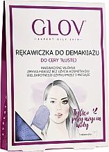 Parfums et Produits cosmétiques Gant de démaquillage, lilas - Glov Expert Oily and Mixed Skin