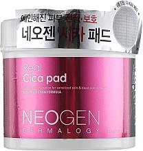 Parfums et Produits cosmétiques Disques exfoliants à l'acide hyaluronique pour visage - Neogen Dermalogy Real Cica Pad
