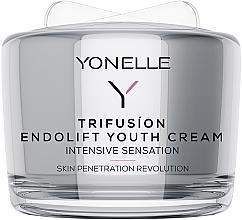 Parfums et Produits cosmétiques Crème liftante à l'extrait d'edelweiss pour visage - Yonelle Trifusion Endolift Youth Cream