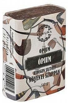 Savon pressé à froid, Opium - Yamuna Opium Cold Pressed Soap
