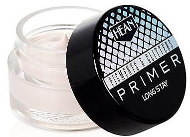 Base de paillettes et de pigments pour visage - Hean Long Stay Glitter And Pigments Primer