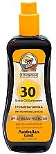 Parfums et Produits cosmétiques Spray solaire - Australian Gold Spray Oil Hydrating Formula SPF30