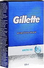 Lotion après-rasage - Gillette Series Arctic Ice After Shave Splash Bold — Photo N1