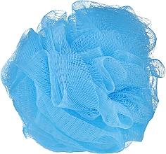 Parfums et Produits cosmétiques Éponge de bain, bleue - IDC Institute Design Mesh Pouf Bath Sponges