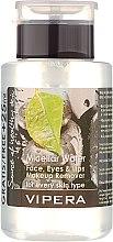 Parfums et Produits cosmétiques Eau micellaire à l'extrait d'aloe vera - Vipera Woda Micelarna