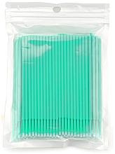 Parfums et Produits cosmétiques Micro-brosses à cils, turquoise - Novalia Group