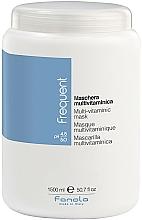 Parfums et Produits cosmétiques Masque multivitaminique pour cheveux - Fanola Frequent Multi Vitamin Mask