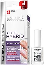 Parfums et Produits cosmétiques Soin fortifiant après vernis semi-permanent - Eveline Cosmetics After Hybrid Manicure