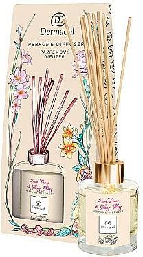 Bâtonnets parfumés, Pivoine et Ylang-ylang - Dermacol Fresh Peony And Ylang Ylang — Photo N1