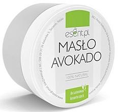 Parfums et Produits cosmétiques Beurre d'avocat 100% naturel - Esent