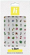 Parfums et Produits cosmétiques Autocollants pour ongles - Hi Hybrid Vibes Nail Stickers
