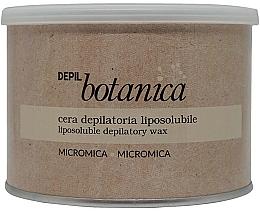Parfums et Produits cosmétiques Cire dépilatoire, Micromica - Trico Botanica Depil Botanica Micromica