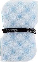 Parfums et Produits cosmétiques Éponge massante de bain, bleu - Suavipiel Black Aqua Power Massage Sponge