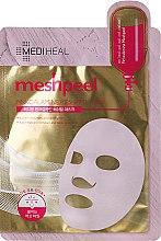 Parfums et Produits cosmétiques Masque tissu à la poudre de calamine rose pour visage - Mediheal Meshpeel Mask Pink Calamine