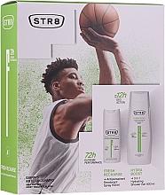 Parfums et Produits cosmétiques STR8 Fresh Recharge - Set (déodorant spray/150ml + gel douche/400ml)