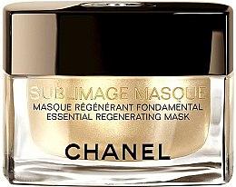 Masque régénérant à l'extrait de vanille pour visage - Chanel Sublimage Masque — Photo N2