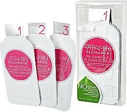 Parfums et Produits cosmétiques Set au pamplemousse rose pour mains et ongles - Voesh Mani In A Box Vitamin Recharge Pink Grapefruit (10 g)