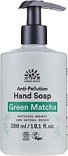 Parfums et Produits cosmétiques Savon liquide au thé Matcha pour mains - Urtekram Green Matcha Anti-Pollution Liquid Hand Soap