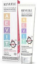 Parfums et Produits cosmétiques Crème d'hiver au D-panthénol et protéines de lait - Revuele Winter Care Aevit Baby Crem