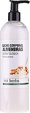 Parfums et Produits cosmétiques Lait à l'huile d'amande douce pour corps - Tot Herba Almond Body Milk