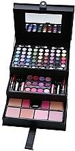 Parfums et Produits cosmétiques Coffret maquillage - Briconti Beauty Case Black