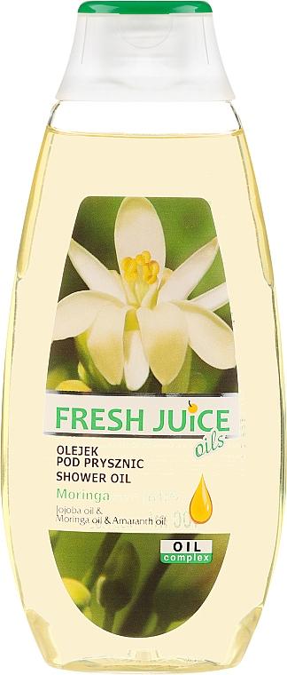 Huile de douche Moringa - Fresh Juice Shower Oil Moringa