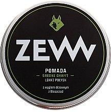 Parfums et Produits cosmétiques Pommade coiffante au beurre de karité - ZEW Pomade For Men