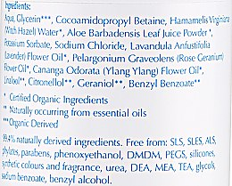 Lotion tonique rafraîchissante à la noisette et ylang ylang - Bentley Organic Skin Blossom Facial Toner — Photo N3