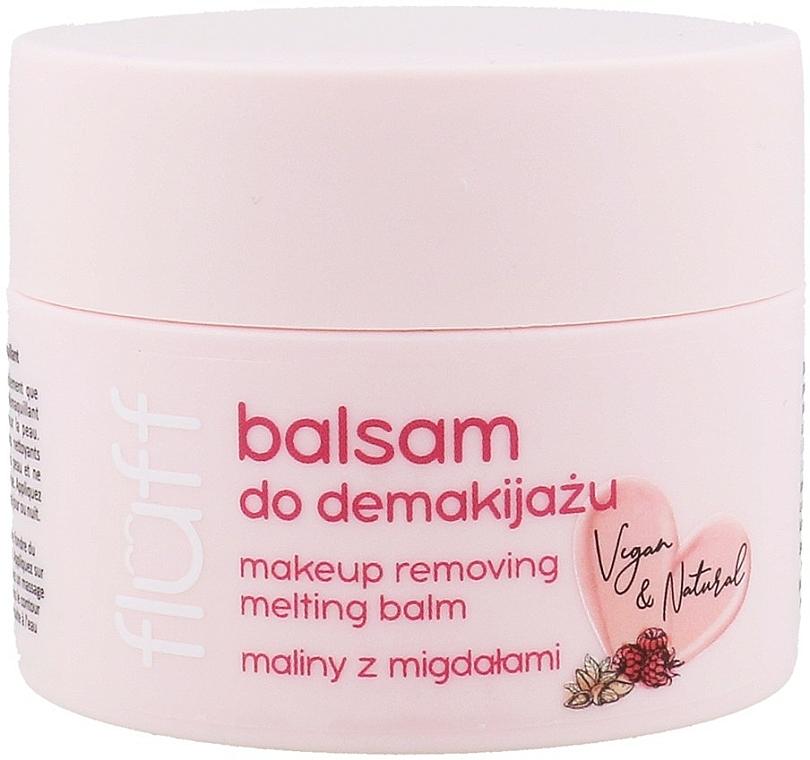 Baume démaquillant fondant à l'huile d'amande douce - Fluff Makeup Removing Melting Balm