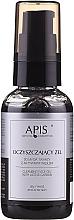 Parfums et Produits cosmétiques Gel nettoyant au charbon actif pour visage - Apis Professional