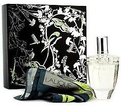 Parfums et Produits cosmétiques Coffret (eau de parfum/100ml + écharpe) - Lalique Fleur De Cristal