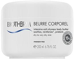 Parfums et Produits cosmétiques Beurre corporel nourrissant aux essences d'agrumes - Biotherm Beurre Corporel Intensively Hydrating Body Butter