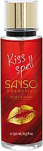 Parfums et Produits cosmétiques Brume parfumée pour corps, Baiser magique - Sanso Cosmetics Kiss Spell Body Spray