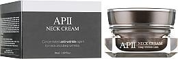 Parfums et Produits cosmétiques Crème à l'huile de macadamia pour cou - The Skin House Ap-Ii Professional Ex Restore Neck Cream