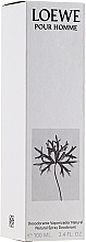 Parfums et Produits cosmétiques Loewe Loewe Pour Homme - Déodorant parfumé